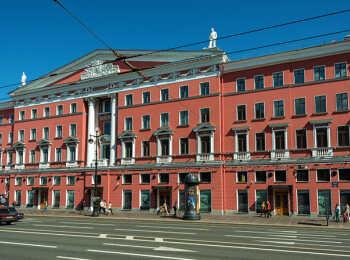Исторический облик жилого дома